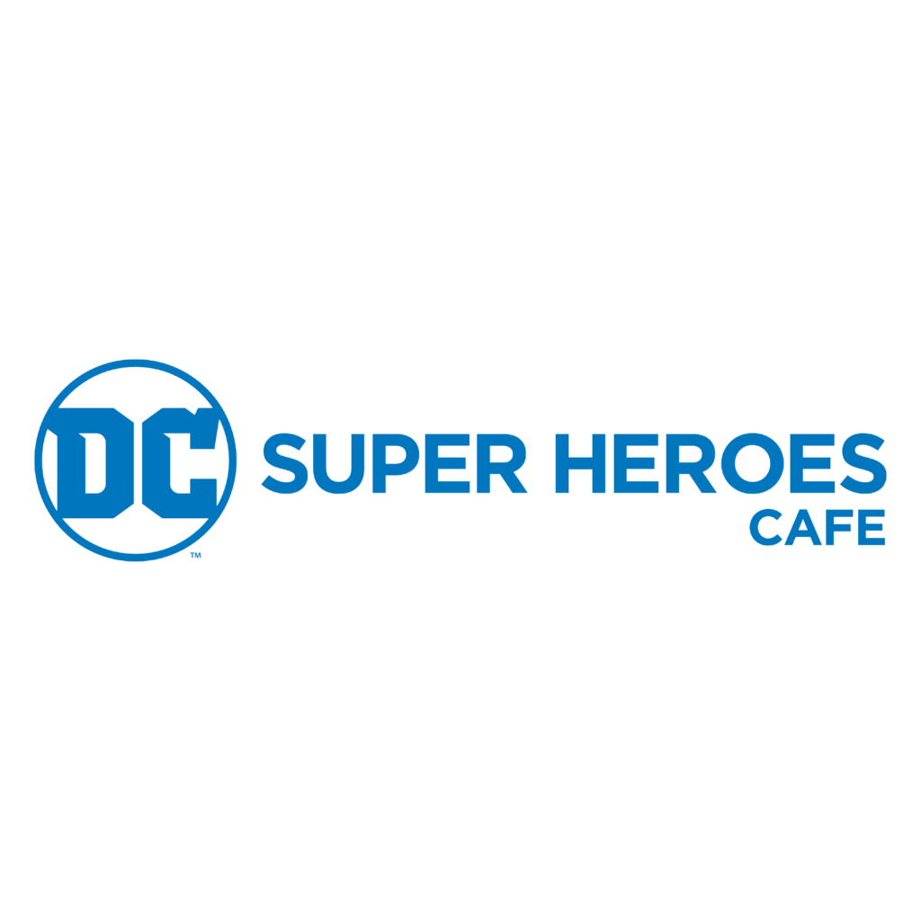Logo_DC Super Heroes Cafe
