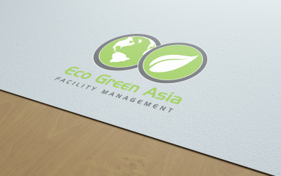 Eco Green Asia Logo